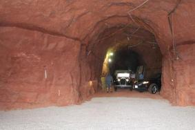 Model A's in Cave
