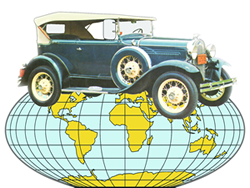 Model A Touring Club