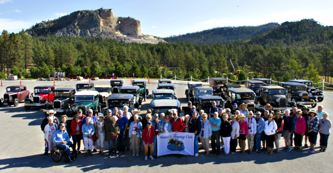 Crazy Horse Group Picture
