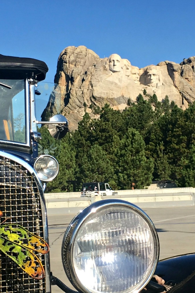 Headlight and Rushmore