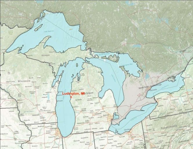 Great Lakes Image Ludington